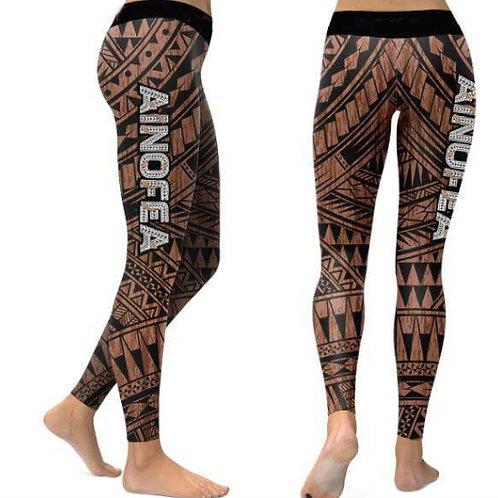Tapa Compression Pants