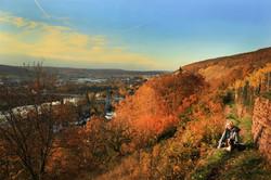 Ausblick auf Klingenberg