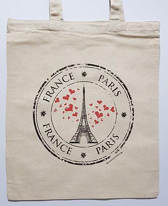 Tote Bag - Eiffel Tower