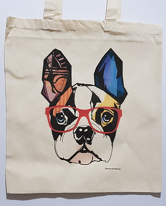 Tote Bag - Funky Frenchie