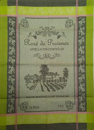 Teatowel - Rose de Provence