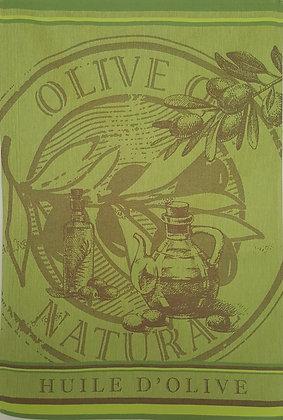 Teatowel - Olive Oil Natural