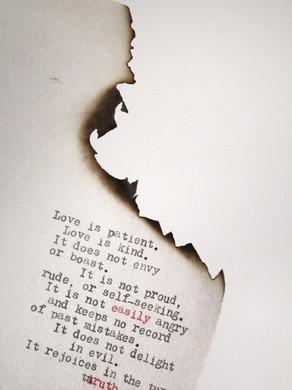Le thème du jour c'est : L'amour