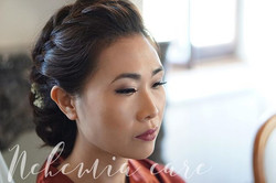 🌟the Bride 🌟 _Hair & #Makeup By _ _neh