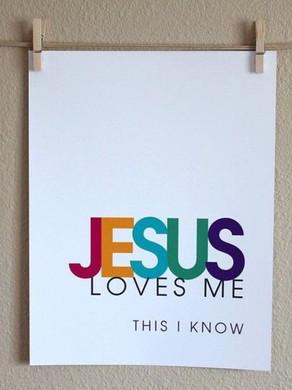 Gloire à JESUS