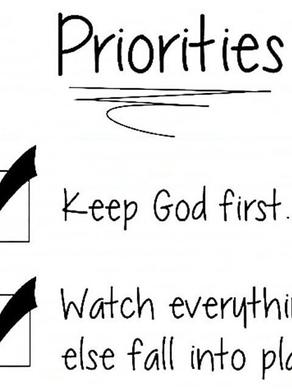 Laisses Dieu te montrer sa gloire