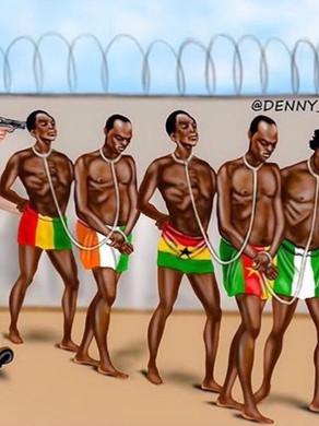 L'esclavage des «noirs»