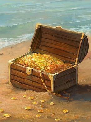 Le trésor caché