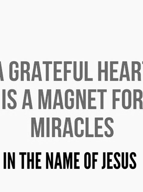 ✨ encore une journée bénie ✨