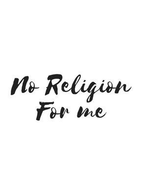 Ta religion ne te sauvera pas!