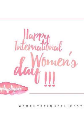 Femme, Jesus t'aime. Bonne fête internationale de la journée de la femme du 8 mars 2016