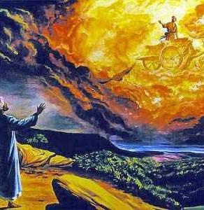 Élie enlevé dans la gloire – prédication Pasteur Alain Rey