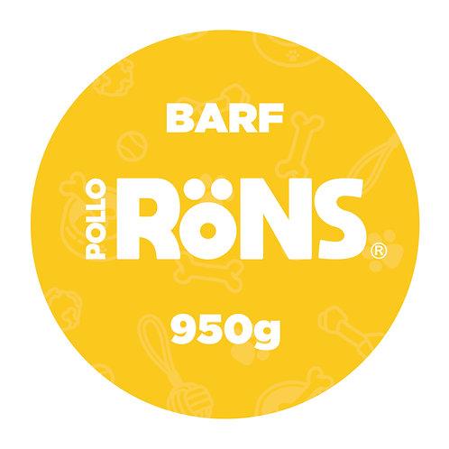 BARF Pollo 950 g