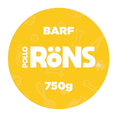 BARF Pollo 750 g