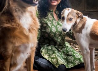 Seeking consent of a dog