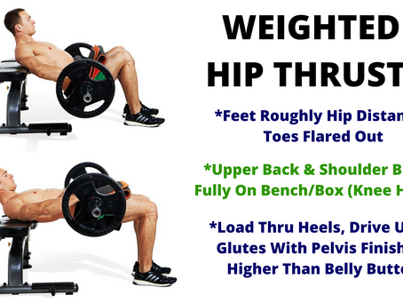16 Strength Exercises You Should Probably Be Doing (Starting With The Hip Thrust)