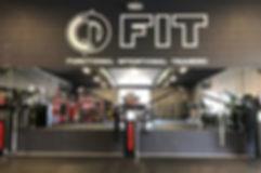 Inside of CDFIT Gym