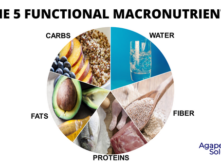 Diet 101: Intro (Balancing Macros, Cutting Allergens/Inflammatories, Going Organic & Nutrient-Dense)