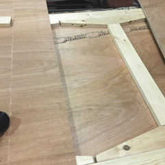 Mortise and Tenon Flate