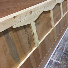 Mortise and Tenon flat