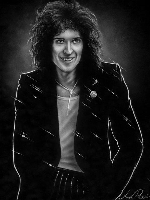 Brian May - PRINT