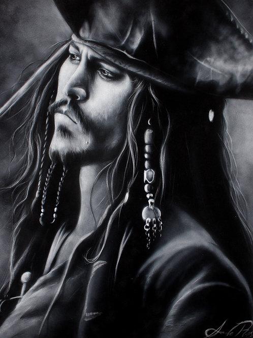 Jack Sparrow PRINT