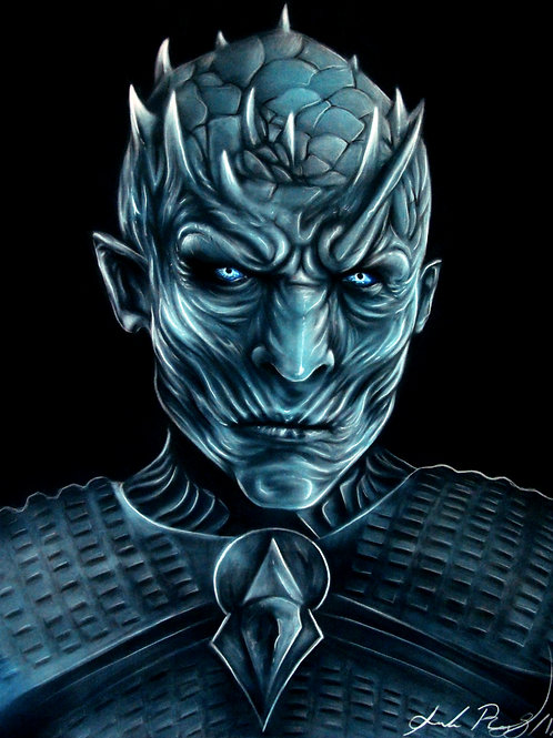 Night King PRINT