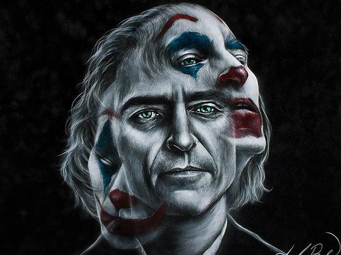 Joaquin Phoenix Joker - PRINT