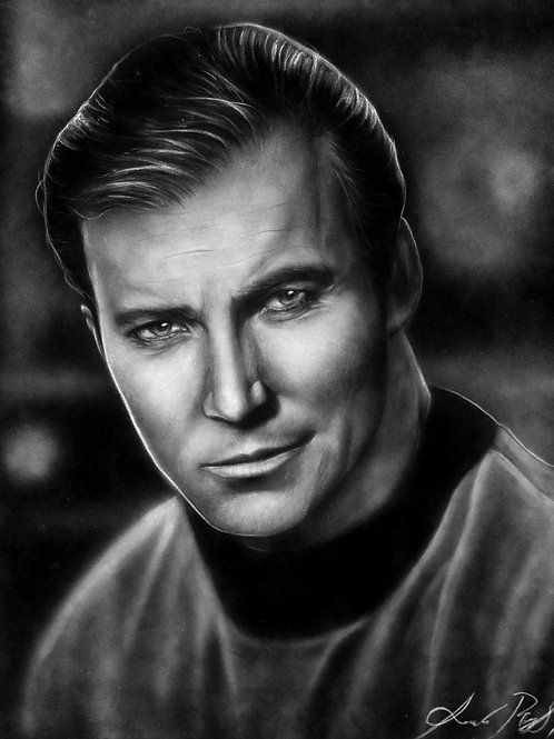 William Shatner PRINT
