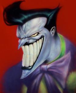 Joker Airbrush