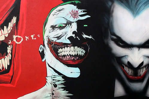 Joker's Three PRINT