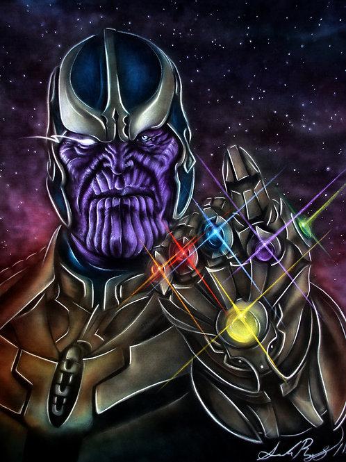 Thanos - PRINT