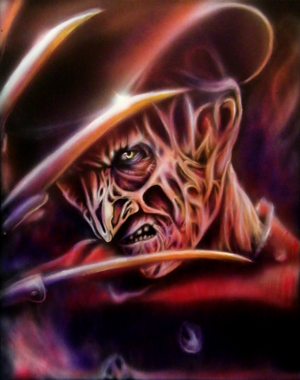 Freddy Painting