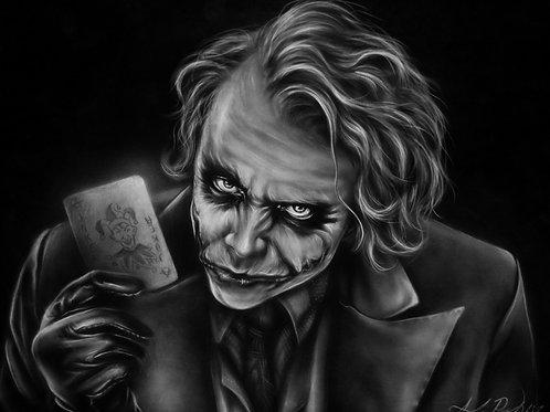 Joker Card - PRINT