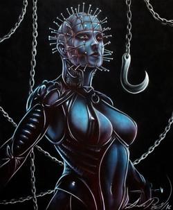 Hell Priestess Chains