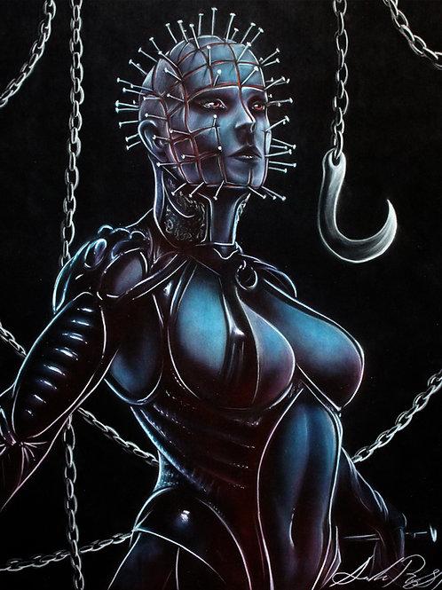 Hell Priestess PRINT