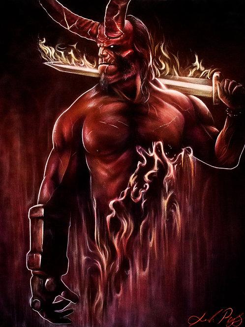 Hellboy - PRINT