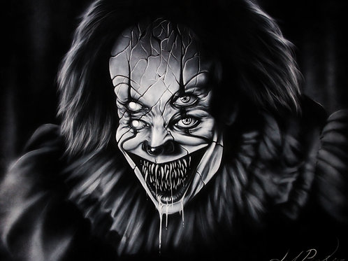 Projector Pennywise PRINT