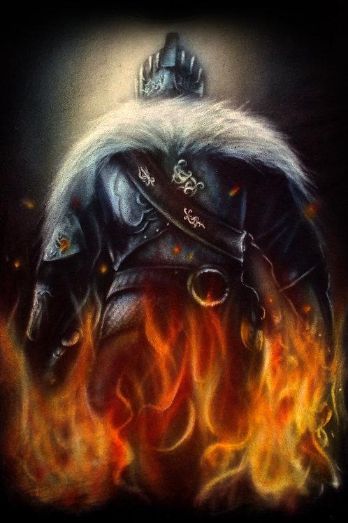 Dark Souls PRINT