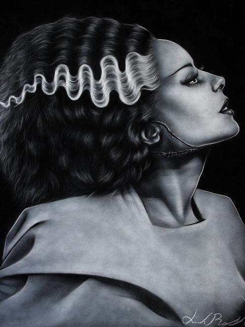 Bride of Frankenstein - PRINT