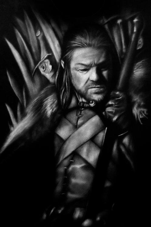 Ned Stark - PRINT