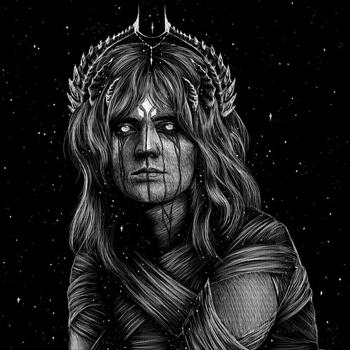 Demon Roger - PRINT