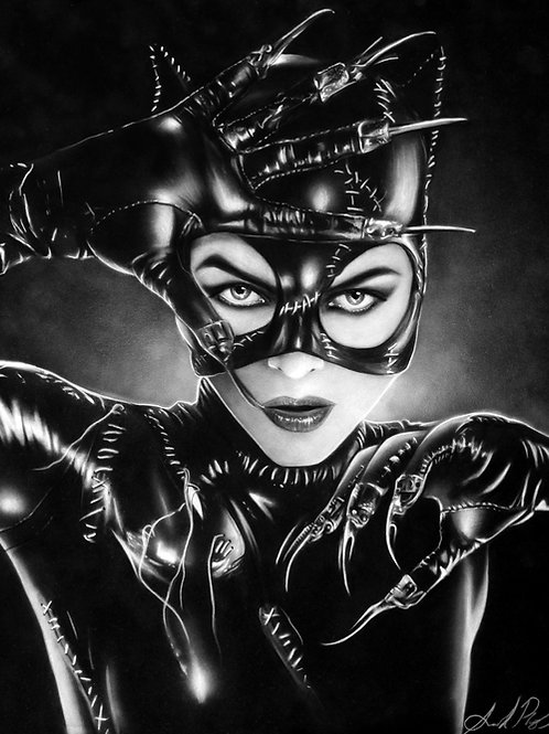 Catwoman PRINT