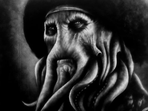 Davy Jones (Version 2) PRINT