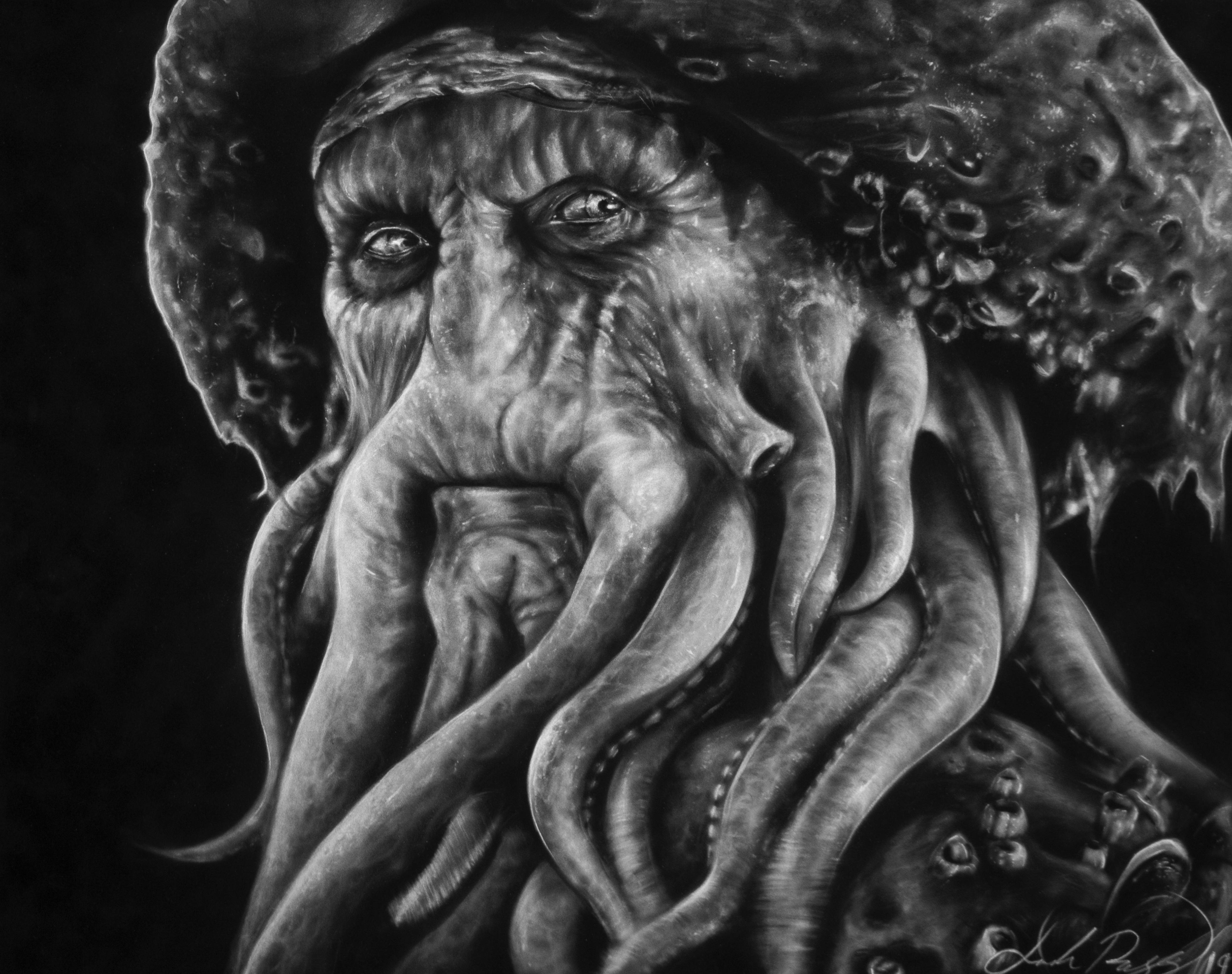 Davy Jones 2019