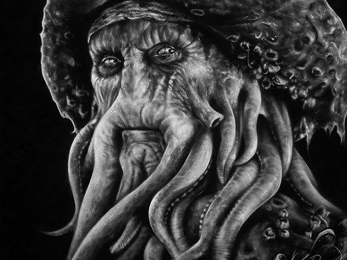 Davy Jones 2019 - PRINT