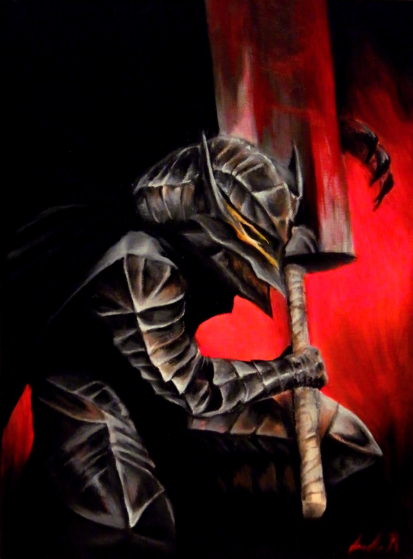 Berserk Painting