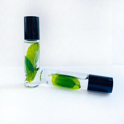 Release-Oil Roller
