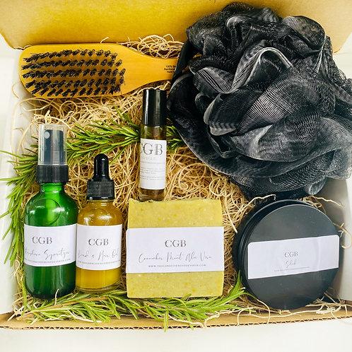 Deluxe Men's Gift Set