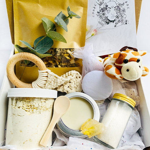 Welcome Baby Gift Set